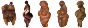 Urmutter-Statuetten